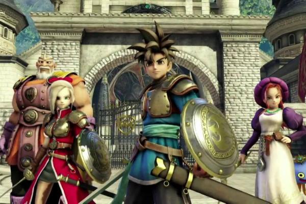 Keseruan Dragon Quest V