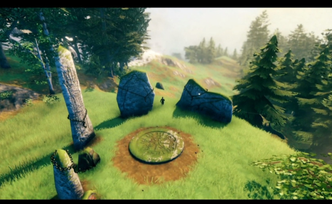 Game-Survival-Valheim